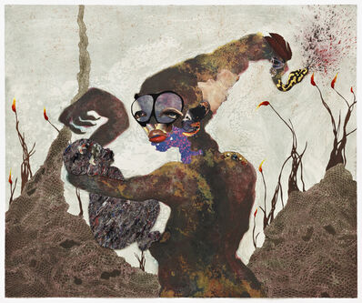 Wangechi Mutu, 'Second Born', 2013