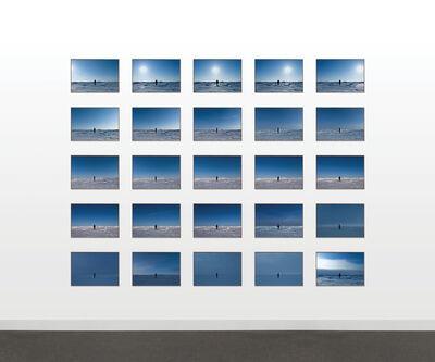 Guido van der Werve, 'Nummer negen, the day I didn't turn with the world', 2007-2019
