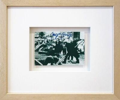 Joseph Beuys, '7000 Eichen', 1982