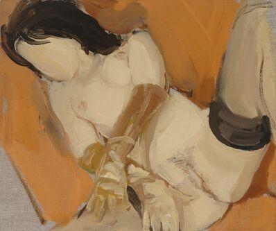 Gideon Rubin, 'Orange Sofa', 2013