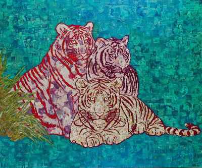 Xue Song 薛松, 'Three Tigers', 2014