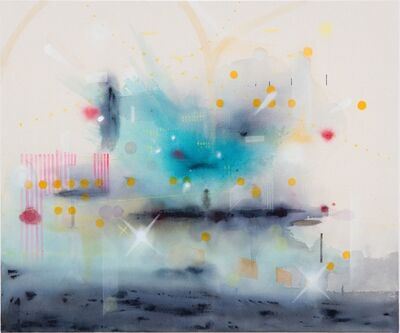 Shinpei Kusanagi, 'night crusing', 2009