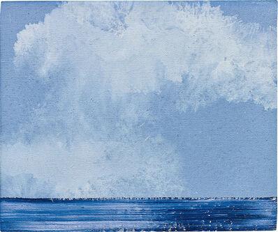Miquel Barceló, 'La Mer avec Nuages', 2002