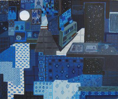 Anna Berlin, 'Night Room', 2017