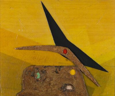 Roberto Crippa, 'Il bianco nero', 1970