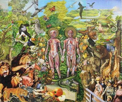 Ernesto Muñiz, 'Adam and Eve exposed'