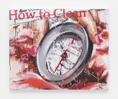 Marilyn Minter, '#73 Meat Thermometer', 1990