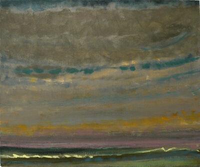 Jane Wilson (1924-2015), 'Pale Night: Mecox Bay', 1985