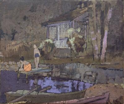 John Fox, 'Quebec Countryside', 1958