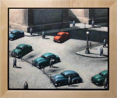 Michael Chapman, 'City Sunlight No. 5', 2019