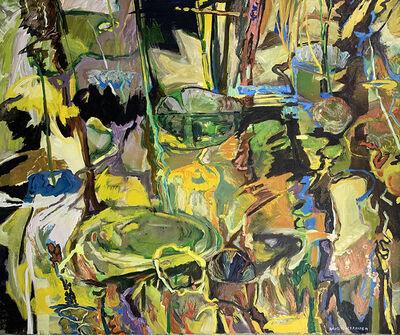 David Alexander, 'Mid Green Time', 2019
