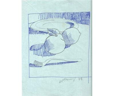 Juan Pablo Renzi, 'Sin título', 1977-1978