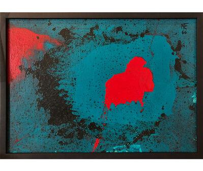 Noemi Escandell, 'Recuerdo expresionista', 1966
