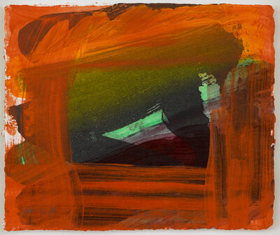 Howard Hodgkin, 'Turkish Delight', 2003
