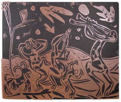 Pablo Picasso, 'Danse nocturne avec un Hibou', 1959
