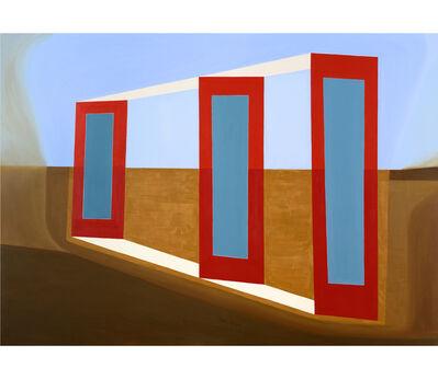 Magdalena Jitrik, 'Tres puertas', 2013
