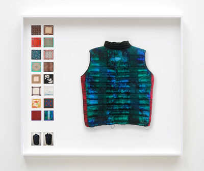 Simon Denny, 'Power Vest 6', 2020