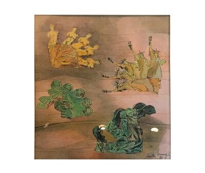 Marta Minujin, 'Mitos universales alterando la ley de gravedad', 1980