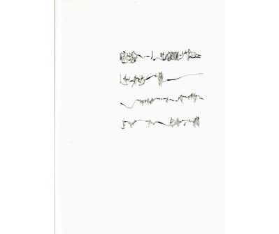 Mirtha Dermisache, 'Sin título (Texto)', ca. 2000