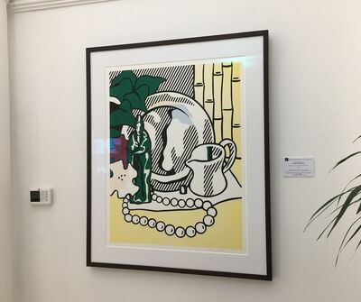 Roy Lichtenstein, 'Still Life with Figurine ', 1974