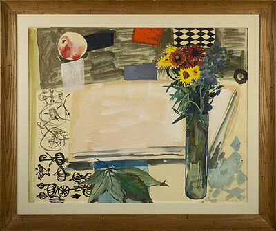 Ruth Grotenrath, 'Still Life with Vase', 1984