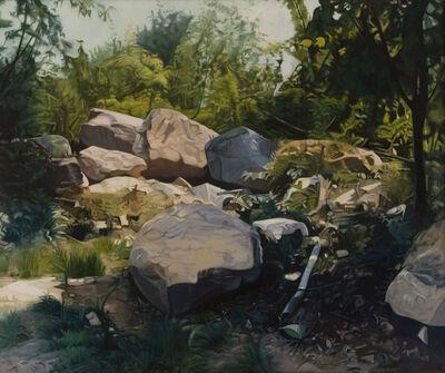 Ralph Wickiser, 'Four Seasons - Summer', 1974