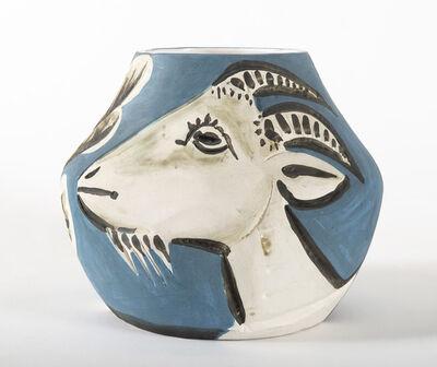 Pablo Picasso, 'Vase avec chèvres, (A.R.157)', 1952
