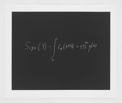Michael Atiyah, 'Concinnitas: The Index Theorem ', 2014