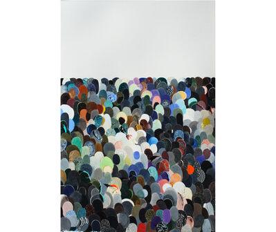 Eduardo Santiere, 'Multitudes 5', 2017