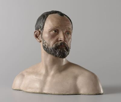 Johann Gregor van der Schardt, 'Self Portrait', ca. 1573