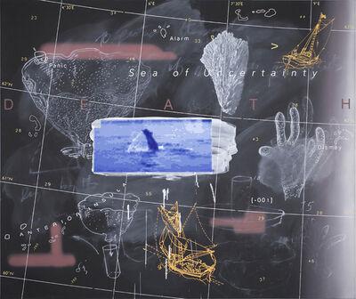 Vernon Fisher, 'Sea of Uncertainty', 2016