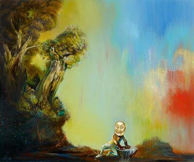 Steve Viezens, 'Die Kunst des Lächelns', 2014