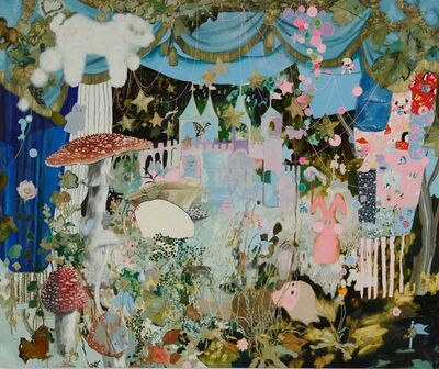 Tomoko Nagai, 'Puppet and Various Countries', 2011