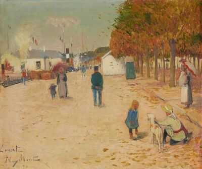 Henry Moret, 'Lorient', Unknown
