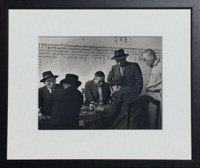 Ida Wyman, 'Go Players, Los Angeles', 1950