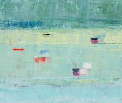 Suzy Barnard, 'Spring Greens', 2016