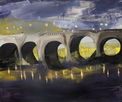 Claudia Baez, 'Brassaï- Pont Neuf, Paris 1949', 2019