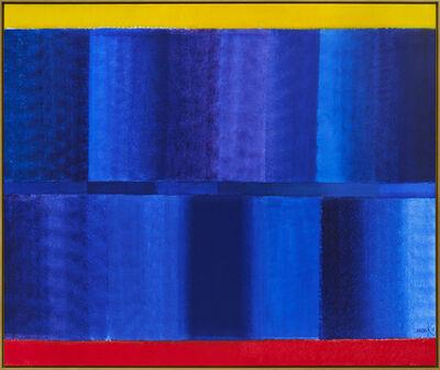 Heinz Mack, 'Ohne Titel (Chromatische Konstellation) ', 2018