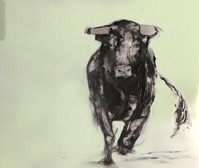 Famke Rousseau, 'Spanish Bull', 2019