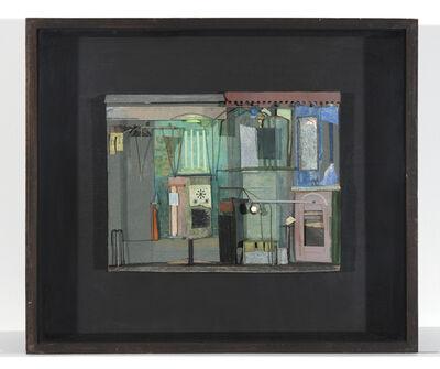 Addie Herder, 'Gaslight Club Raised', 1981