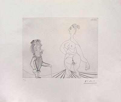 Pablo Picasso, 'Sans titre (12.4.70)', 1970
