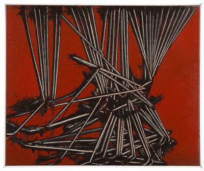 Emilio Scanavino, 'Tramatura', 1976