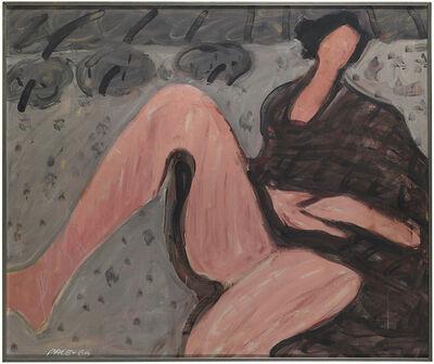 Stephen Pace, 'Figure in a Landscape (Pam)', 1965