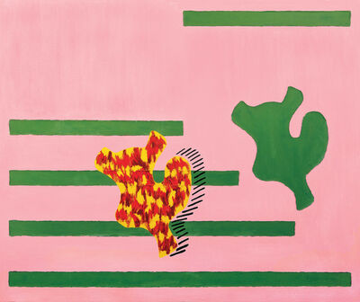 Jonathan Lasker, 'RETURN THE FAVOR', 1986