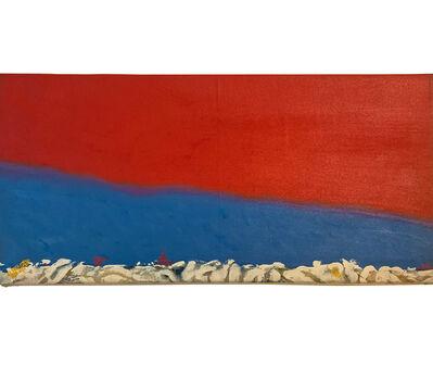 Elda Cerrato, 'Serie Dispersiones. Línea de inestabilidad II', 1992-1993