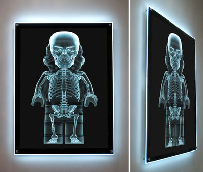 Dale May, 'X-Ray Trooper Lightbox', 2011