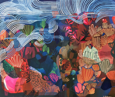 Ashley Amery, 'Under the Waves', 2018