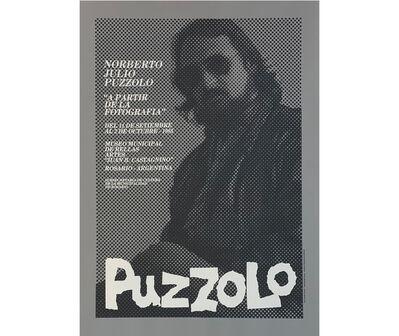 Norberto Puzzolo, 'A partir de la fotografía. Norberto Julio Puzzolo', 1985