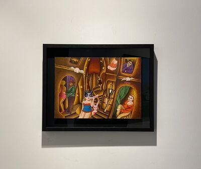 MOMO YAMA, 'Night hawks in UMBER CITY 夜の人々', 2007