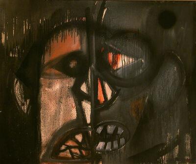 Merton D. Simpson, 'Confrontation II-A', 1968